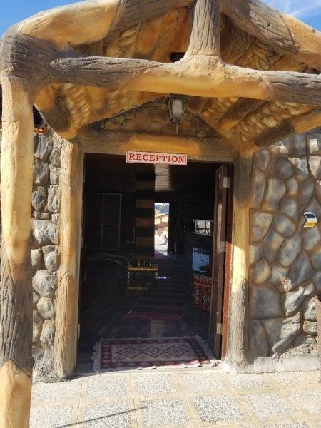 ヨルダン旅行。「Seven Wonders Luxury Camp(ラグジュアリー・キャンプ)」