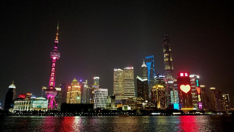上海リンク