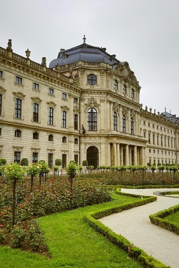 ヴュルツブルクのレジデンツとモーツアルト音楽祭
