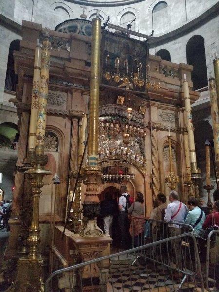 エルサレム・キリスト教の聖地、聖墳墓教会