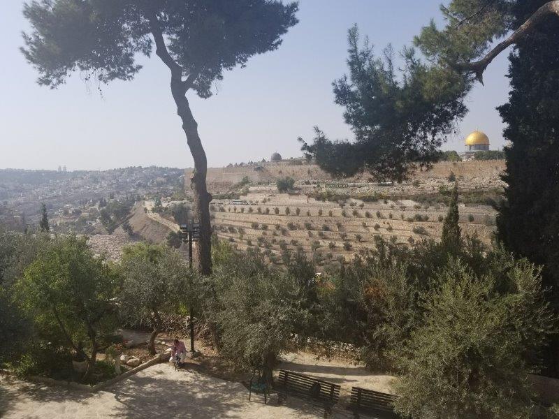 イスラエル旅行・エルサレムのマグダラのマリア教会