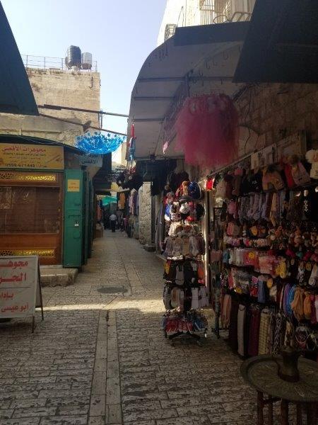 イスラエル旅行・ベツレヘム
