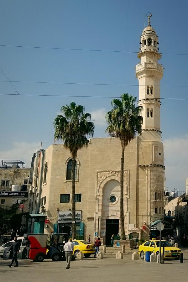 イスラエル旅行・ベツレヘムへ日帰りバス旅行
