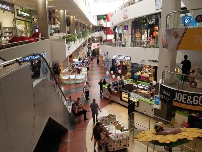 イスラエル旅行・テルアビブのディゼンゴフセンター
