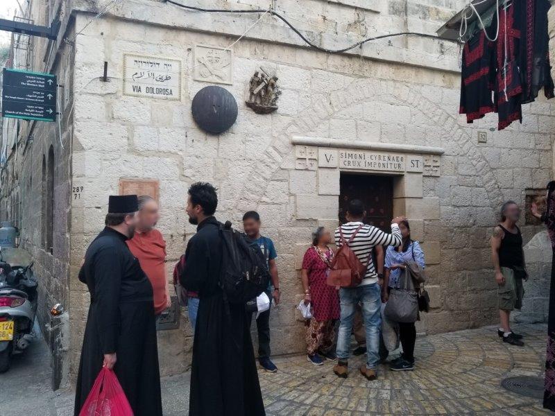 ル旅行・エルサレムの旧市街(東イスラエル)