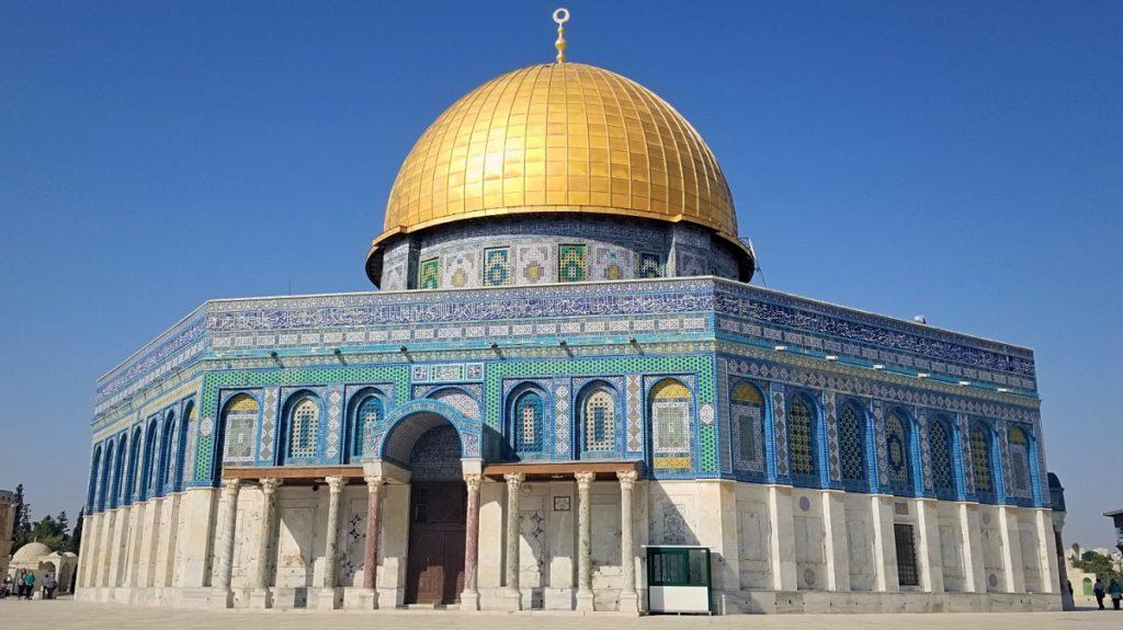 ヨルダン旅行・エルサレムの3宗教の聖地