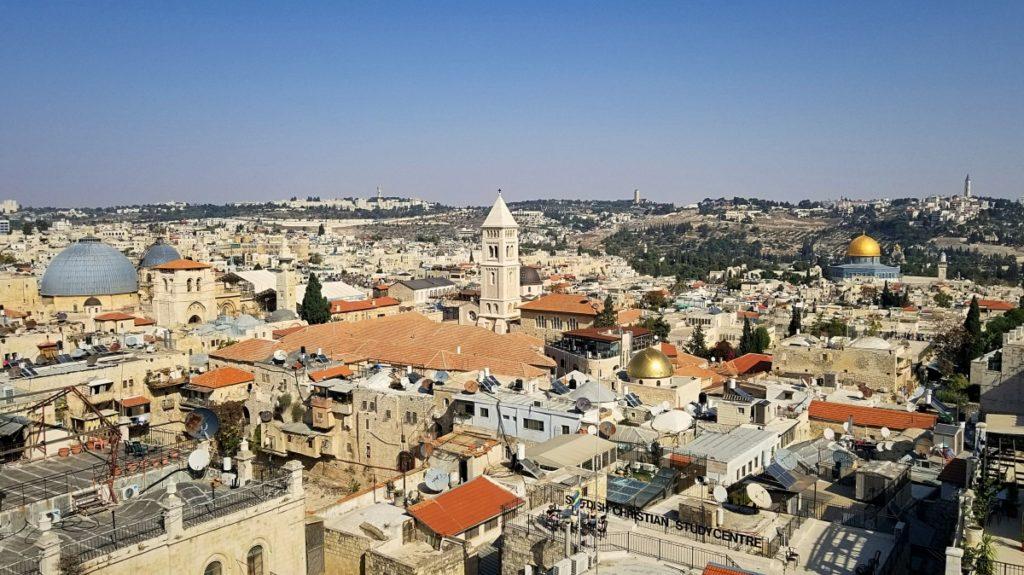 ヨルダン旅行・エルサレム旧市街の見どころ