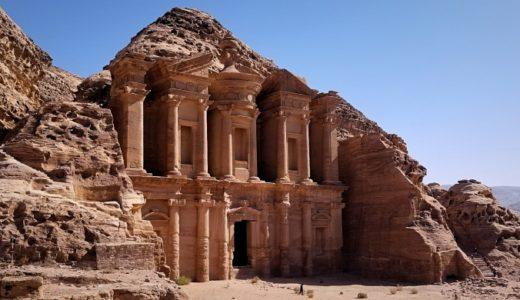 【ヨルダン】失われた都市を訪ねて~世界遺産のペトラ遺跡