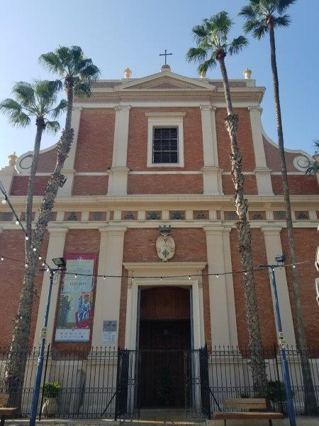 イスラエル旅行・ヤッファの聖ペトロ教会。
