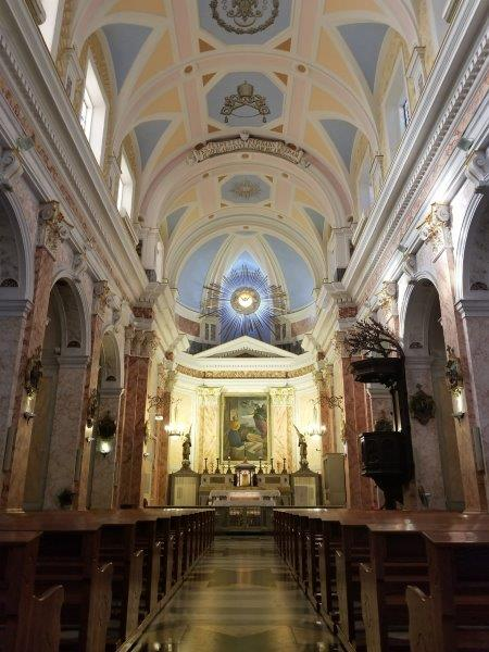 イスラエル旅行・ヤッフォの聖ペトロ教会。