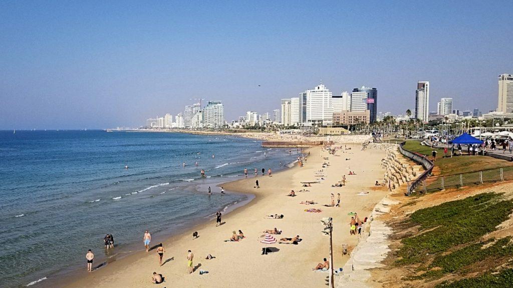 イスラエル旅行・テル・アビブ観光