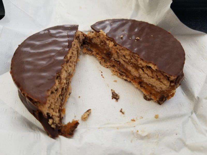 ラテンアメリカのお菓子「Alfajor(アルファフォール)」