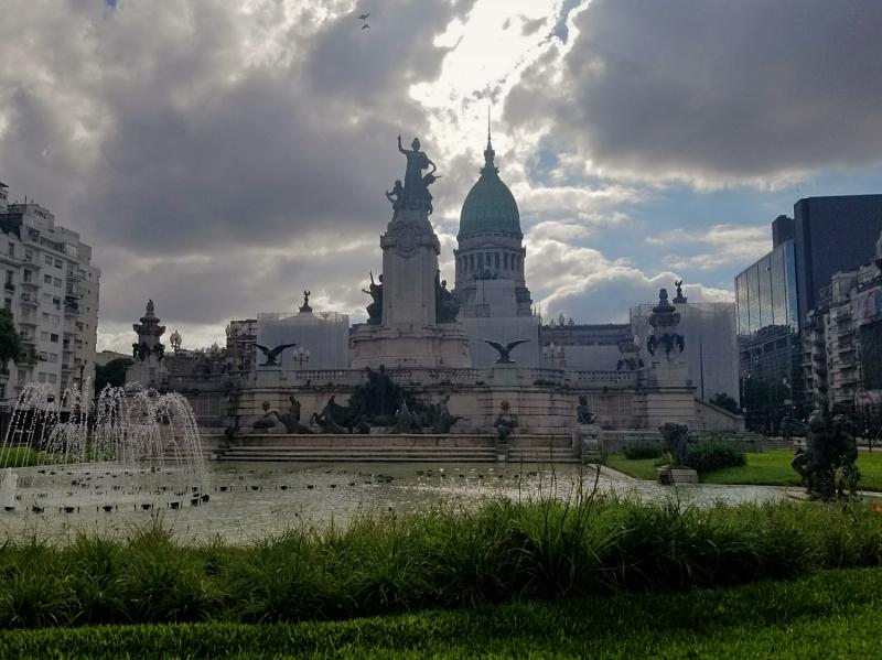 ブエノスアイレスの国会議事堂