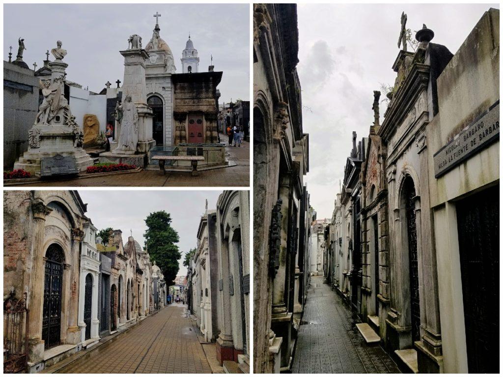ブエノスアイレス・レコレータ墓地