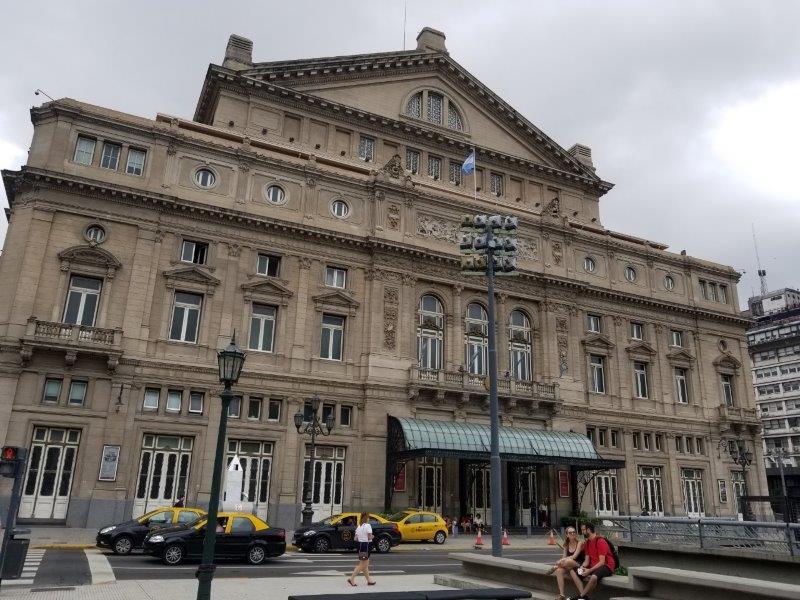 ブエノスアイレスのコロン劇場