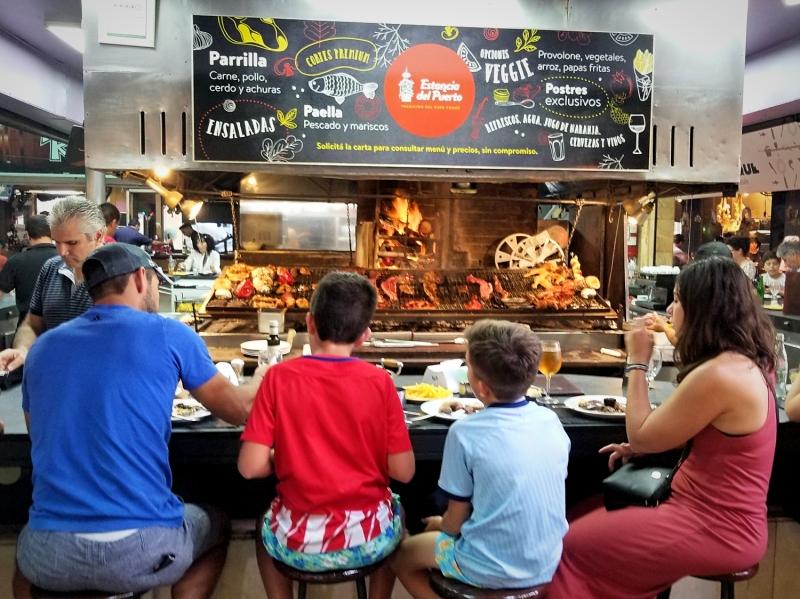 南米のアサード(Asado)レストラン