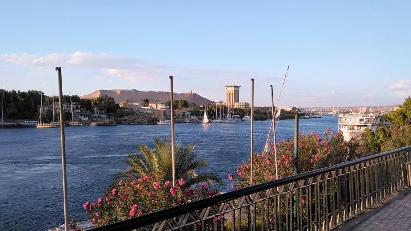 エジプト・アスワン観光