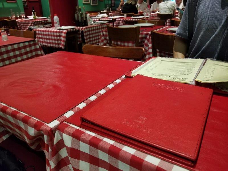 アルゼンチン旅行・ブエノスアイレスのイタリアンレストラン「Broccolino(ブロッコリーノ)」