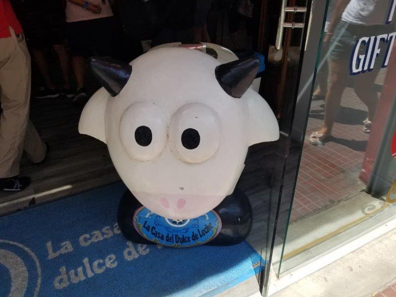 ブエノスアイレスでよく見かけるドゥルセ・デ・レチェの専門店