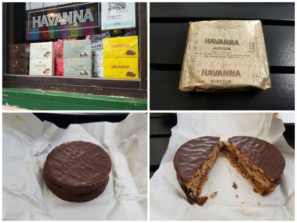 ブエノスアイレスのお菓子屋さん「Havanna(アバナ)」