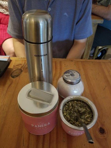 南米で飲まれるマテ茶