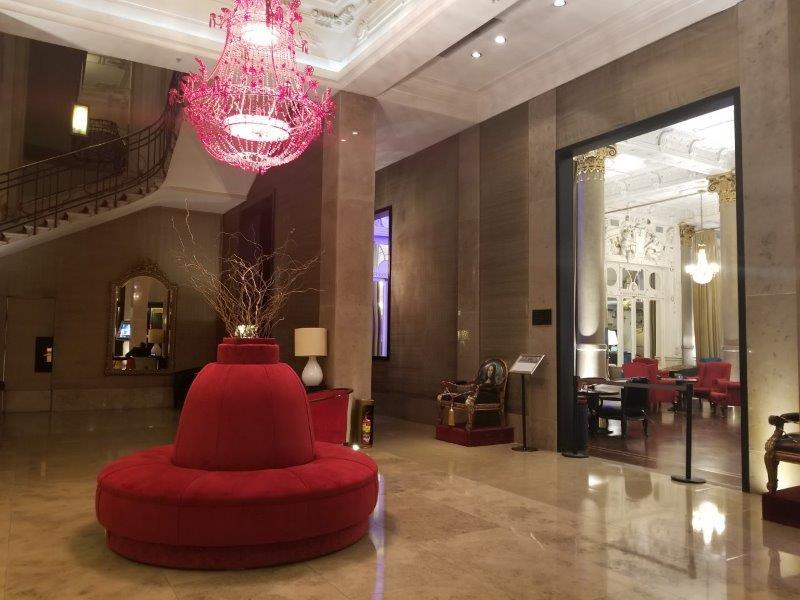 ブエノスアイレス・Savoy ホテル