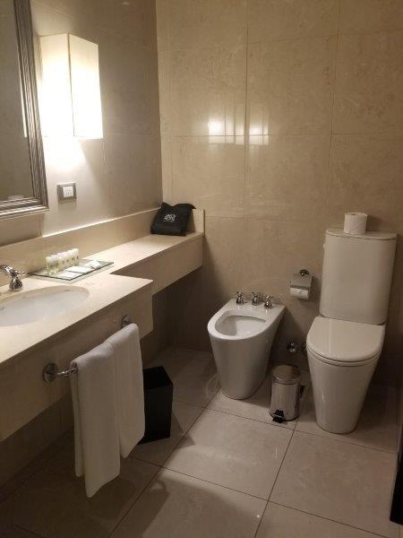 ブエノスアイレス・Savoy ホテルの客室