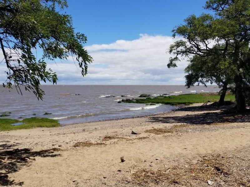 ウルグアイ観光「コロニアル・デル・サクラメント」とラ・プラタ川