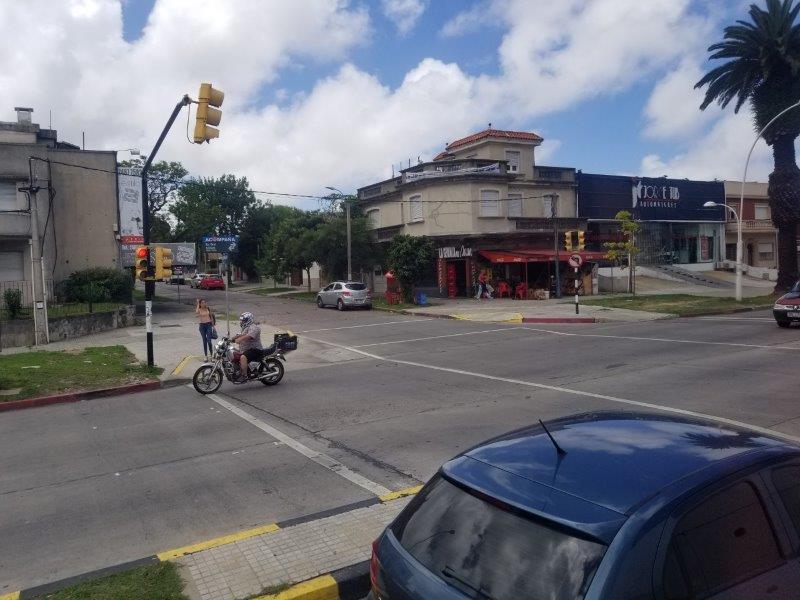 ウルグアイのモンテビデオ