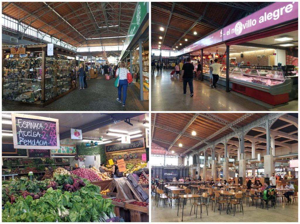 ウルグアイ・モンテビデオ観光「アグリコラ市場」
