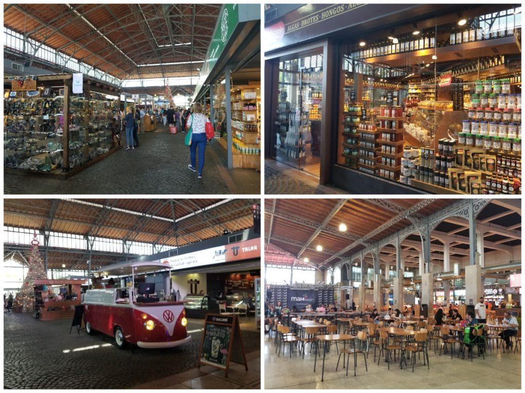 ウルグアイ・モンテビデオ観光「プエルト市場」