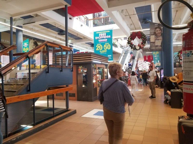 ウルグアイ・モンテビデオの「トレス・クルセス・バスターミナル」