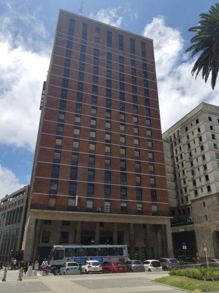 ウルグアイ「ラディソン モンテビデオ ビクトリア プラザ ホテル」