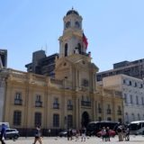 チリの首都サンティアゴ観光