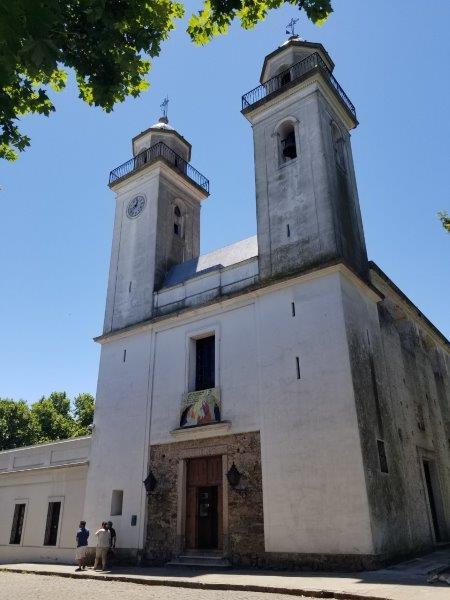 コロニアル・デル・サクラメントのサクラメント教会