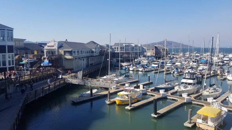 サンフランシスコのピア39 (Pier 39)