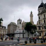 ブエノスアイレス・五月広場周辺
