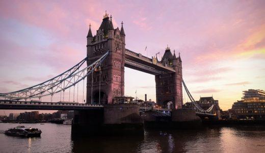 【ロンドン】定番の観光名所13選とおすすめのモデルコース