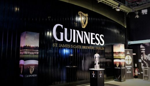 【アイルランド】ダブリンでビール三昧~🍺🍺🍺 ギネスストアハウスと工場見学