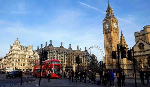 【UK】イギリス旅行のまとめ