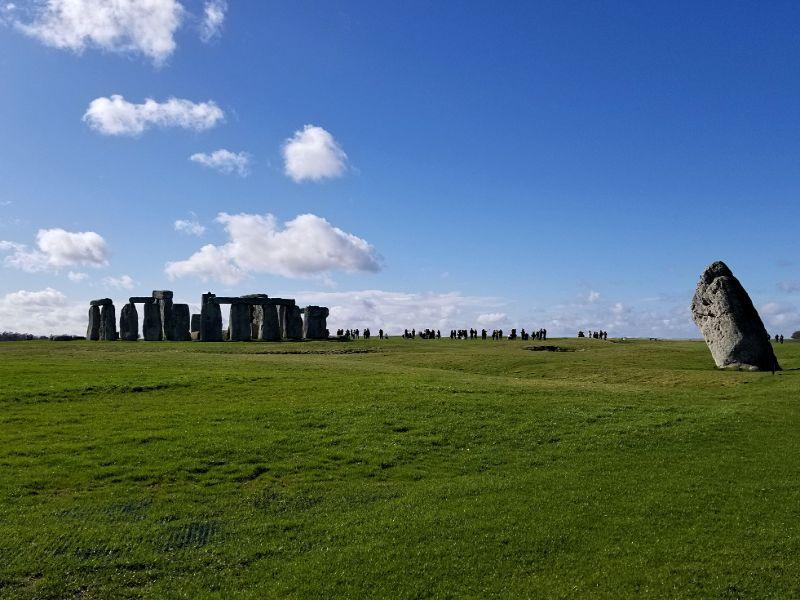 イギリスの世界遺産・ストーンヘンジ