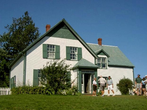 カナダ・プリンスエドワード島・赤毛のアンの家