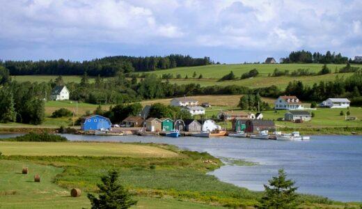 【カナダ】プリンスエドワード島回想記①:世界一美しい島をひとり旅