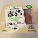 ベジタリアンバーガーのビヨンドバーガー (Beyond Burger)